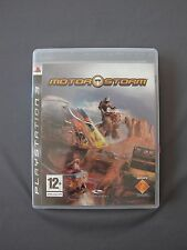 PLAYSTATION 3 PS3 - MOTOR STORM (UK with manual - con manual en inglés)
