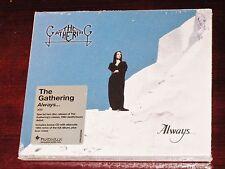The Gathering: Always 2 CD Set 2014 Peaceville Records Germany CDVILEDX494 NEW