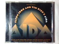 COLONNA SONORA Aida cd ELTON JOHN STING JAMES TAYLOR SPICE GIRLS TINA TURNER