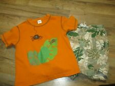 Gymboree FLORAL REEF Orange Sweet As An Angel FISH Tee Top NWT 3T Spring Summer