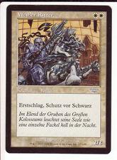 4x White Knight / Weißer Ritter (Legions) First strike