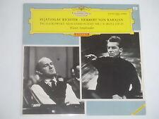 RICHTER / HERBERT VON KARAJAN / TSCHAIKO. -Klavierkonzert Nr.1 B-Moll Op. 23- LP