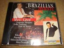 BRAZILIAN MUSIC  (NEU!)  SILVIO CESAR ORQUESTRA TABAJARA EMILIO SANTIAGO RAUL DE