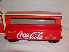 Lionel 6-15069 Coca Cola Era Box Car #1 O 027 Wood-Sided Coke BC 2011 New