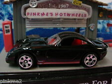 2013 Exotic Rides TVR TUSCAN S✰New BLACK ✰Loose✰60TH GIFT MBX✿ Matchbox