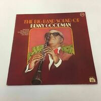 Benny Goodman And His Orchestra :‎ The Big Band Sound Of Benny Goodman