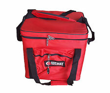 Chauvet intimidator Spot 350 355 IRC Padded Carrying Bag by Odyssey - RED