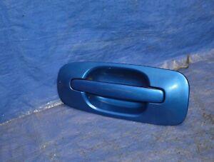 02-07 Subaru Impreza WRX STI Door Handle Exterior Rear Right Passenger 2002-2007