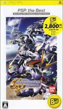 Used PSP SD gundam G generation PORTABLE SONY PLAYSTATION JAPAN IMPORT