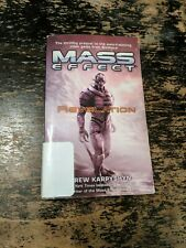 Mass Effect: Revelation 1 by Drew Karpyshyn (2007, Paperback)