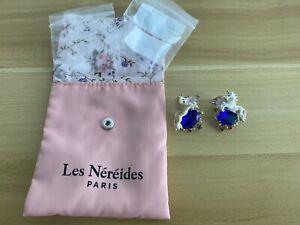 Les Nereides Unicorn Earrings