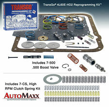 "TransGo Shift Kit GM 4L60E Includes .500"" Boost Valve (4L60E-HD2) 1993-up"