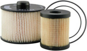 Diesel Fuel Filter Set for Ford Trucks Hastings FF1158  Made in USA  Ships Fast!