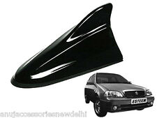 Kozdiko Black Car Shark Fin Signal receiver Antenna for Maruti Suzuki Esteem