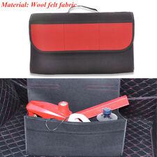 Folding Car Compartment Luggage Storage Box Felt Bag Storage Box