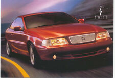 Volvo C70  Factory issued Postcard