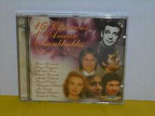CD - 16 CHANSONS D'AMOUR INOUBLIABLES - VOLUME 2