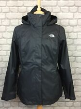 THE NORTH Reino Unido XL para mujer Negro FACE evolucionan II Triclimate 3 en 1 Chaqueta PVP £ 190