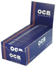 OCB Ultimate corto SINGLE WIDE 50 hojas / AÑOS 50 (Folletos, papel, papel)