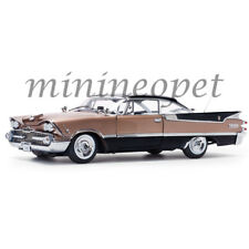 SUN STAR 5484 1959 59 DODGE CUSTOM ROYAL LANCER HARD TOP 1/18 DIECAST MOCHA
