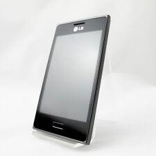 "LG E610 Optimus L5 Smartphone 4"" Black"