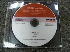 Case Farmall 90C 100C 110C 120C Utility EP Tractor Shop Service Repair Manual CD