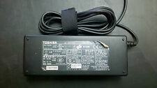 Genuine Toshiba Laptop AC Adaptor Charger PSU PA3201U-1ACA 15V 5A