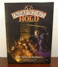 Dwarf King's Hold Dead Rising Strategy Board Game - Dwarves vs. Undead - Mantic