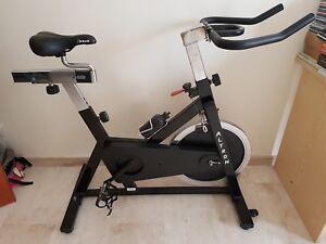 Spin bike, Spinner