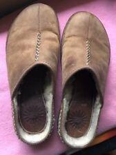 Uggs Kohala Leather Mules Clogs Slip On Size 7