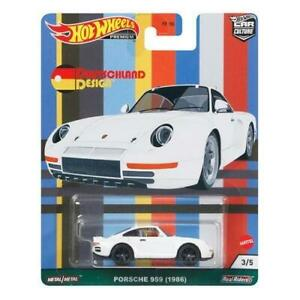 Hot Wheels Car Culture Deutschland Design Porsche 959 (1986)