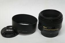 Nikon AF-S Nikkor 1,4 / 50 mm G Objektiv gebraucht