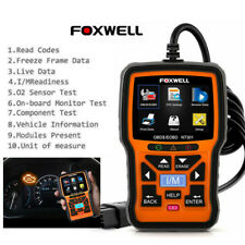 FOXWELL Car OBD OBD2 Engine Light Code Reader  Scanner Diagnostic Tool Tester