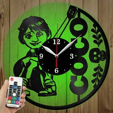 LED Vinyl Clock Coco LED Wall Art Decor Clock Original Gift 4341