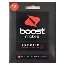 BOOST TELSTRA2 Prepaid Multi-fit Size SIM