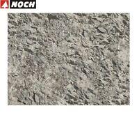 """NOCH 60301 Knitterfelsen """"Großglockner"""" 45 x 25,5 cm (1 m² - 91,42 €) - NEU"""