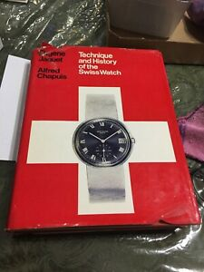 technique and history of the swiss watch 272 pages
