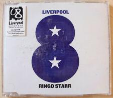 RINGO STARR Liverpool 8 CD (5099952021022CDLIV8) UK Capitol Records, Capitol R