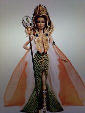 2010 Barbie Doll Cleopatra Mint NRFB Gold Label Designed by Linda Kyaw