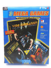 PC Game-Crusader No Regret, Wing Commander IV, Privateer 2 (with Original Packaging) (BigBox)