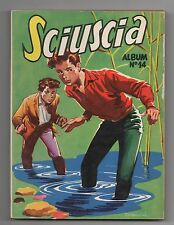 SCIUSCIA Album n°14 - du n°140 au n°149. SAGE 1952. TBE