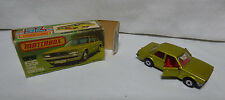 Matchbox Superfast 55 Ford Cortina grüngoldmetallic + rote  -Made in England OVP