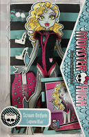 2010 Mattel Monster High Scream Uniform Lagoona Blue Clothes Fashion New In Box