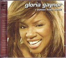 GLORIA GAYNOR – I Wish You Love (Logic Records, USA - 2002) – incl. BONUS CD