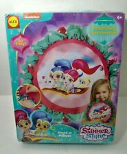 SHIMMER AND SHINE KNOT-A-PILLOW 4+