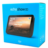 "Amazon Echo Show 8 Smart Speaker Charcoal 8"" HD Display + Alexa 🔥NEW SEALED🔥"