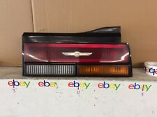 84 85 Cadillac Cimarron Right Passenger Side Tail Light Assembly 1984 1985 oem
