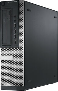 Dell Optiplex 9010 DT Core i5-3470  3.20GHZ 8GB  128GB SSD , Win10 Pro