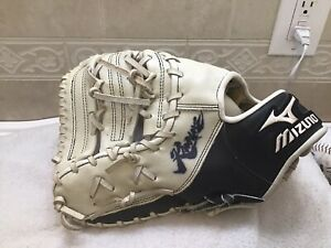 "Mizuno GXF 52 12.5"" Prime MVP Baseball Softball First Base Mitt Left Hand Throw"