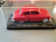 MODELLINO AUTO AGE D'OR SOLIDO 1/43 CHEVROLET 1950 SEDAN 4508